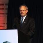Thad Simons, IFAMA Board President